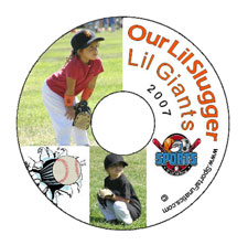 CUSTOM SPORTS DVD - GREAT GIFT IDEA!